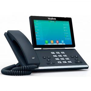 Yealink SIP-T57W 16 аккаунтов, BLF, PoE, Wi-Fi, Bluetooth, без БП