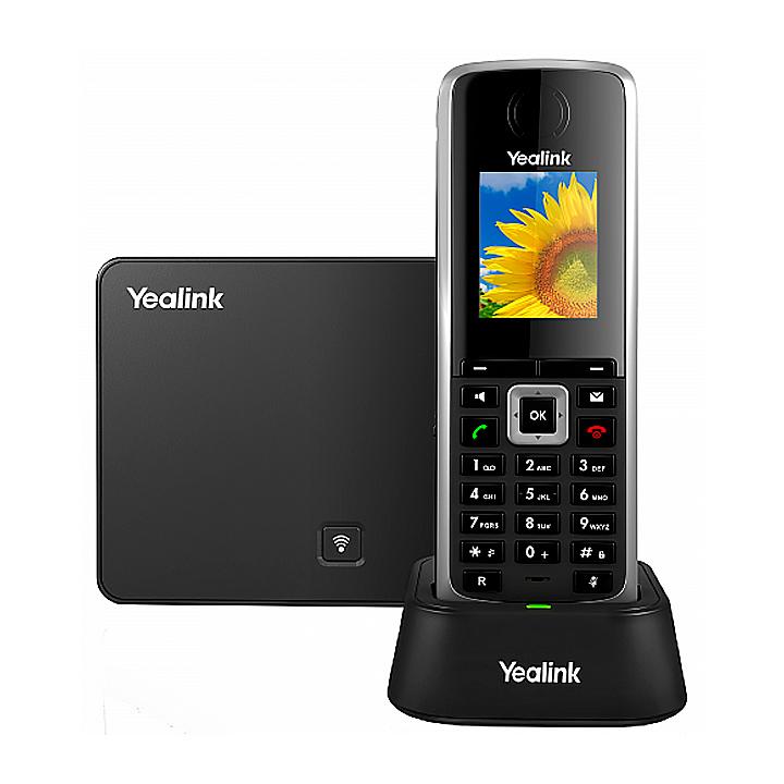 Yealink W52P DECT SIP-телефон (база+трубка)