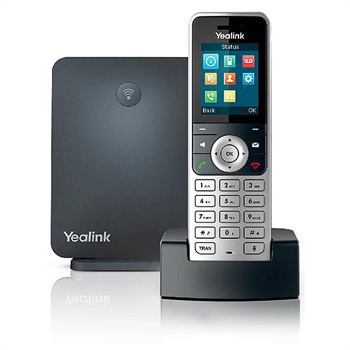Yealink W53P DECT SIP-телефон (база+трубка)