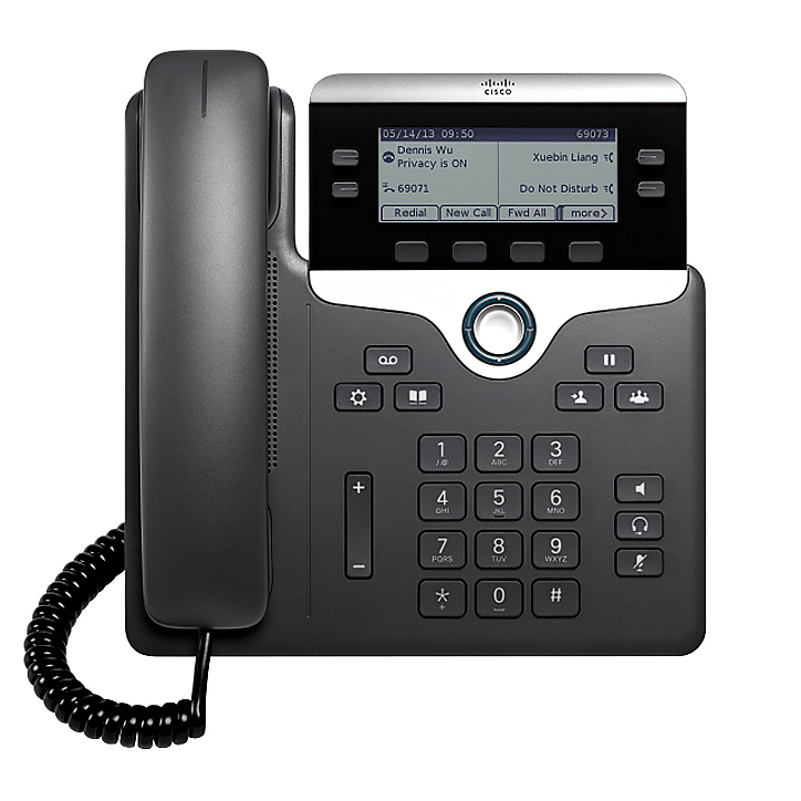 IP-телефон Cisco UC Phone 7841