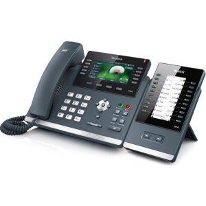 Yealink EXP40 модуль расширения с LCD для телефонов