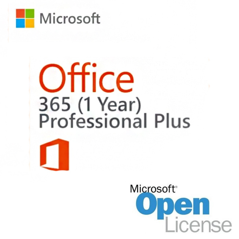 Microsoft Office 365 Pro Plus Open SNGL OLP NL Annual Q7Y-00003