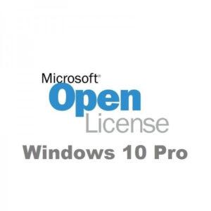 Windows 10 Pro SNGL OLP NL Legalization GetGenuine FQC-09481