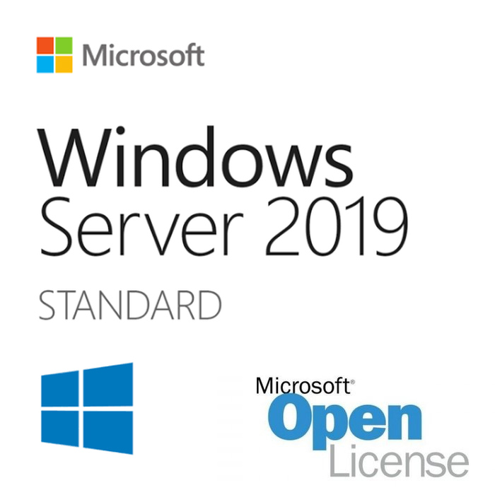 Windows Server 2019 Standard SNGL OLP 16Lic NL CoreLic (9EM-00652)